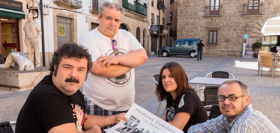 'Milana Bonita': Extremeños movilizados por un tren digno