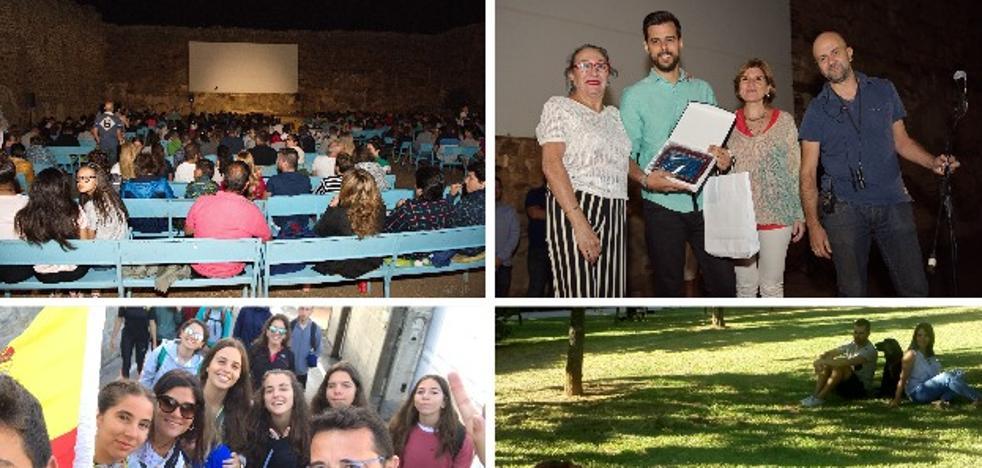 Un verano de cine al aire libre y una madrina con Goya