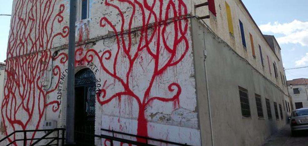 Edificios abandonados de cinco localidades extremeñas cobrarán vida a través del arte