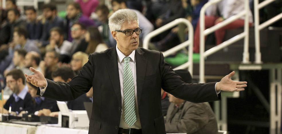 Con el Betis en ACB, Cáceres evita un coco