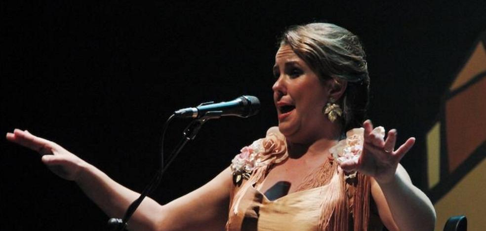 La pacense Esther Merino, finalista del Festival del Cante de las Minas