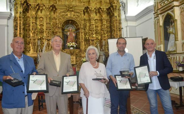 Entregados los Premios San Lorenzo, que otorgan los cocineros y reposteros