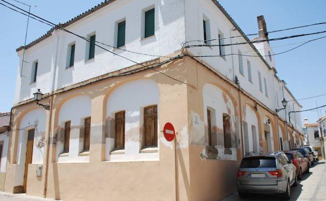 El Consistorio pedirá una ayuda, con Adicomt, para arreglar la casa de cultura de Huertas