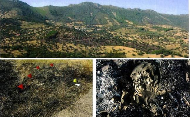 Envían a prisión al presunto autor de un incendio forestal en el Geoparque de las Villuercas