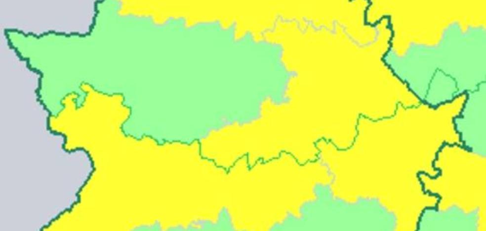 El 112 activa el aviso amarillo por altas temperaturas este martes en varias comarcas extremeñas