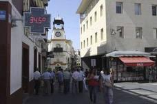 La víctima del apuñalamiento en la Puerta de la Villa de Mérida recibe el alta hospitalaria