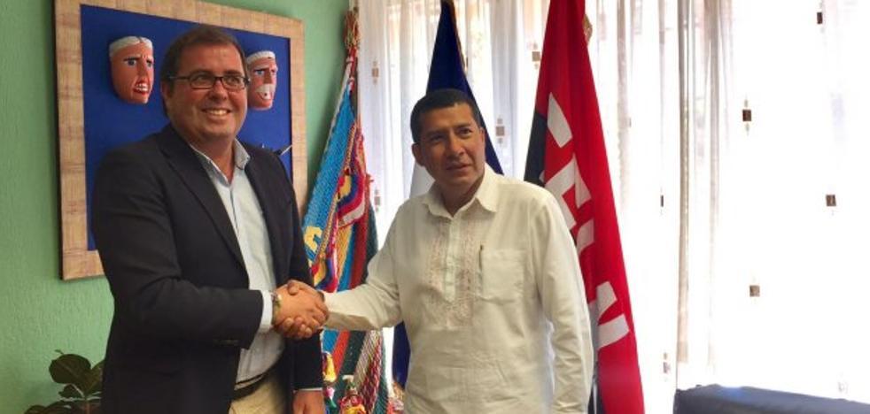 Trujillo inicia los trámites de hermanamiento con la nigaragüense Juigalpa