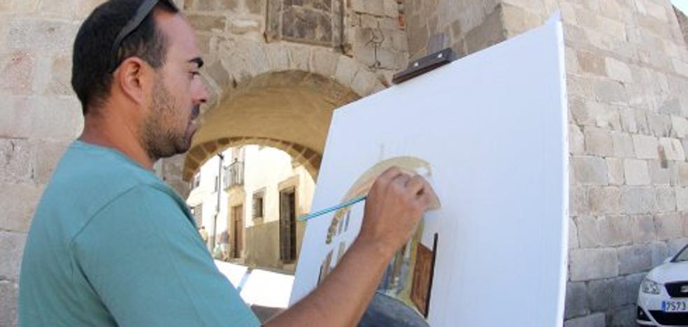 El portugués José Renato Madeira gana el V Concurso de Dibujo y Pintura 'Bufón Calabacillas'