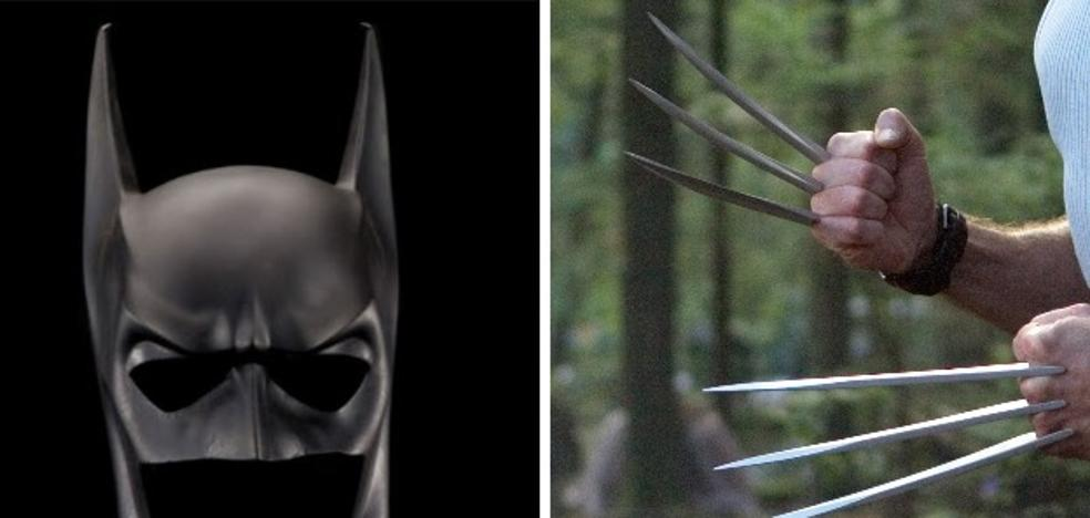 Batman y Lobezno llegan a Plasencia con la Gumiparty
