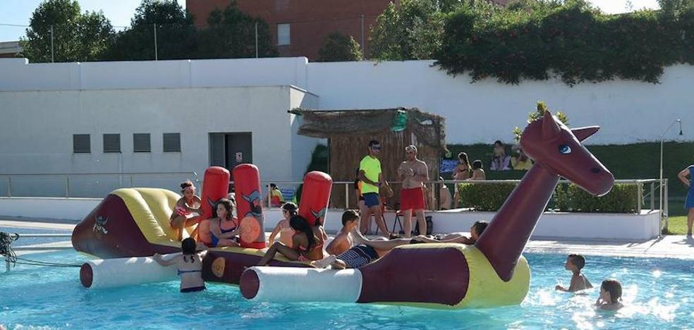 Segunda fiesta del agua el día 25 para despedir el verano