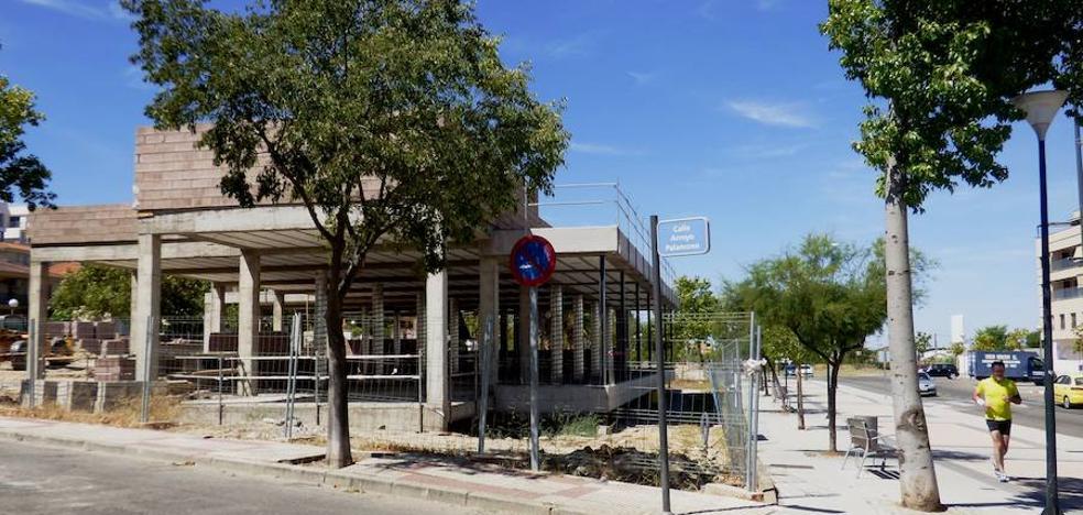 El edificio de Hacienda 'cambia' la avenida de las Angustias