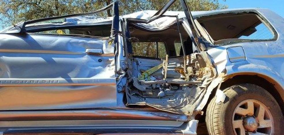 Extremadura registra 56 accidentes de tráfico durante el puente, con dos fallecidos