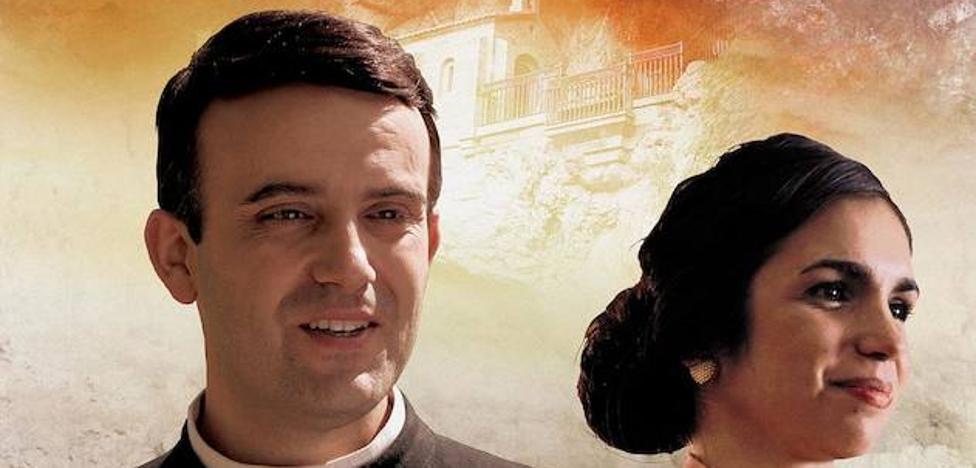 La película 'Poveda' se proyecta en el Parque del Príncipe