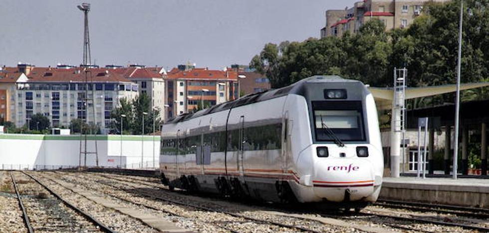 Nuevo retraso en un tren con destino Badajoz, esta vez procedente de Alcázar