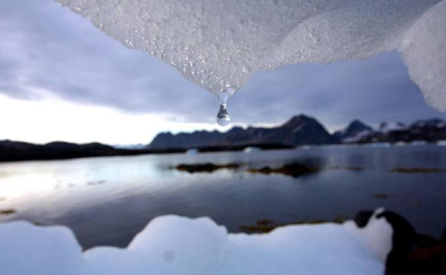 El deshielo de Groenlandia se acelerará