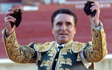 Ortega Cano volverá a torear para sustituir a Morante de la Puebla