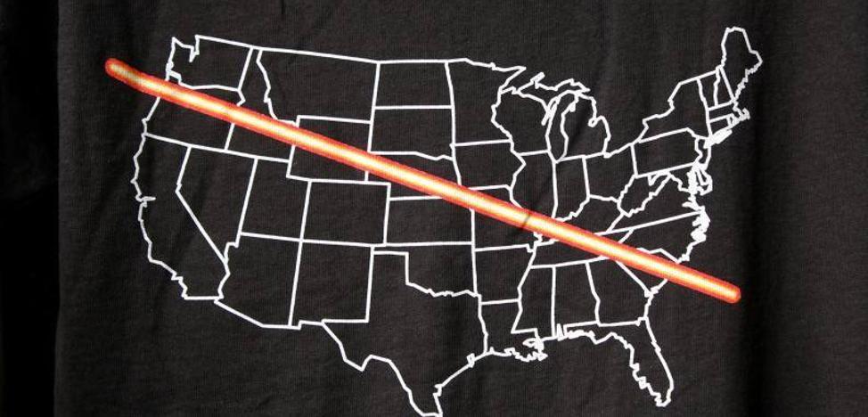 El eclipse del día 21, un acontecimiento en Estados Unidos que también se verá desde Cáceres