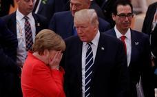 Trump promete ayudar a España
