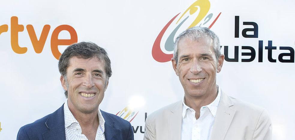 TVE 'corre' la Vuelta a España