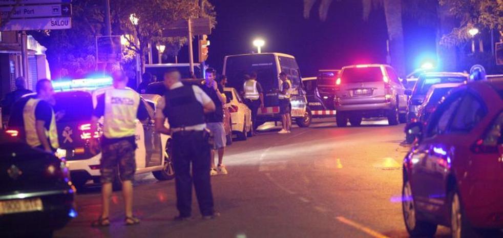 Cinco terroristas abatidos en Cambrils cuando intentaban realizar otra masacre