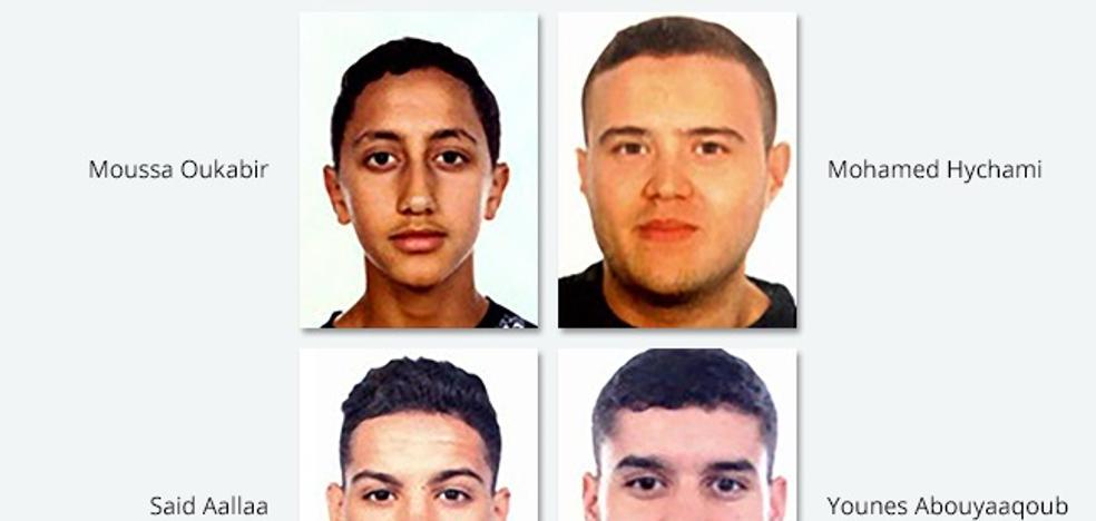 Los cuatro autores del atentado de Las Ramblas fueron abatidos en Cambrils