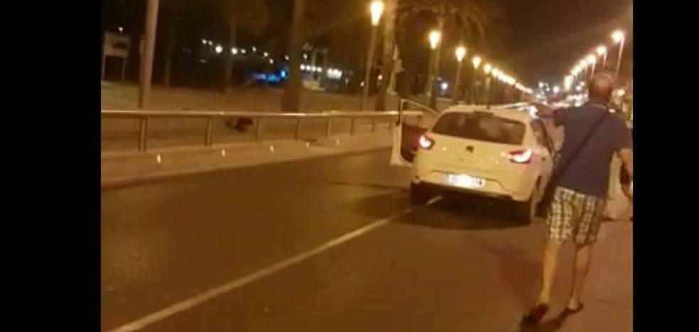 Un placentino contuvo a uno de los terroristas que fue abatido por los Mossos en Cambrils