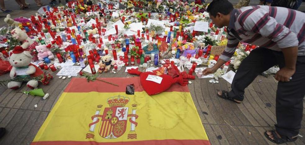 El conseller de Interior distingue entre víctimas catalanas y españolas