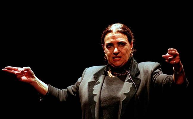 Fallece la temperamental cantante y actriz Nati Mistral