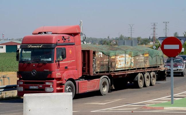 Más riesgo en la carretera por el tráfico agrícola
