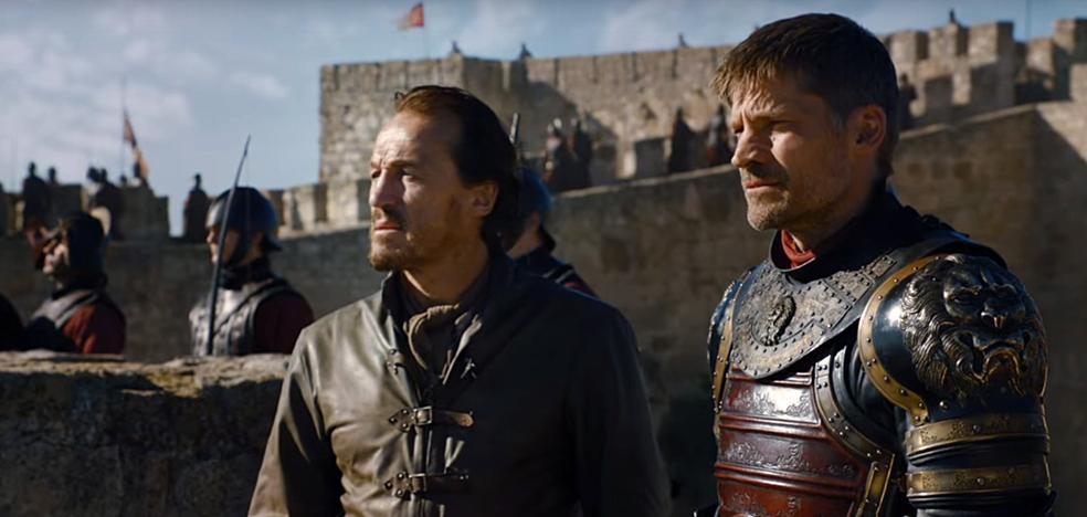 El castillo de Trujillo, en el capítulo final de temporada de Juego de Tronos