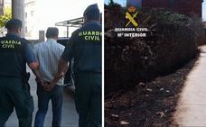 Detenida una persona que provocó doce incendios en tres años en Montehermoso