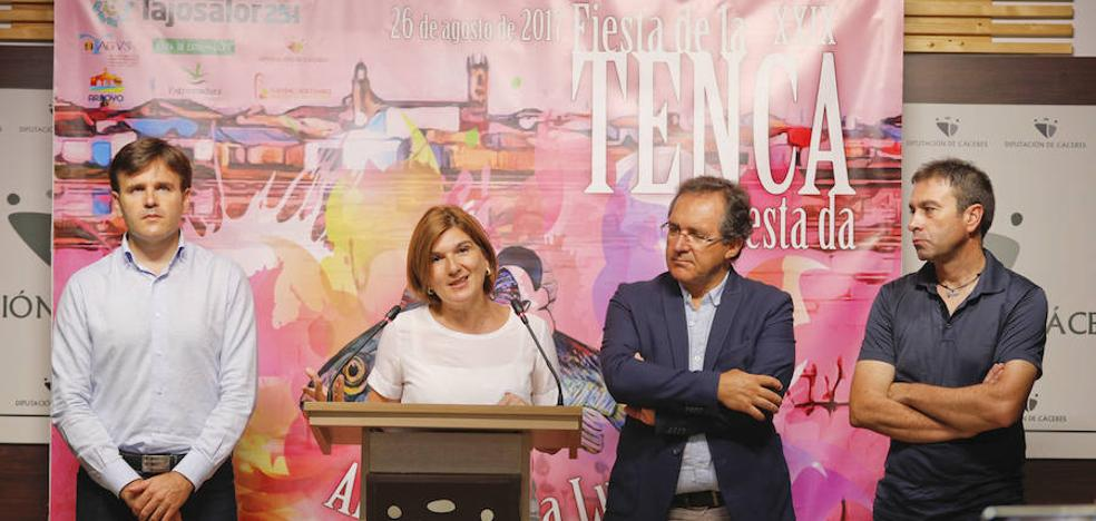 Luis Pastor y la Fundación Europea Academia de Yuste, Premios Tenca de Oro