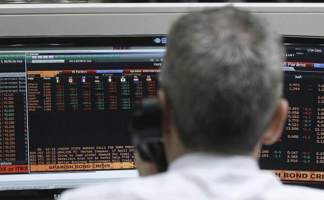 España coloca 2.560 millones en letras a corto plazo