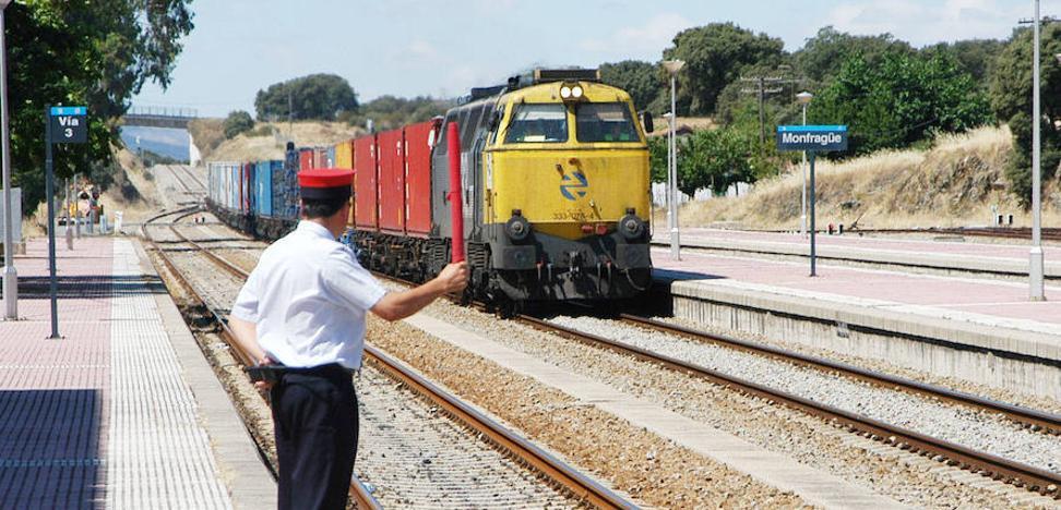Nuevo incidente por avería en la línea ferroviaria entre Madrid y Badajoz