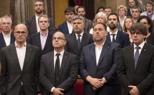 El Parlamento catalán se conjura para derrotar al terrorismo