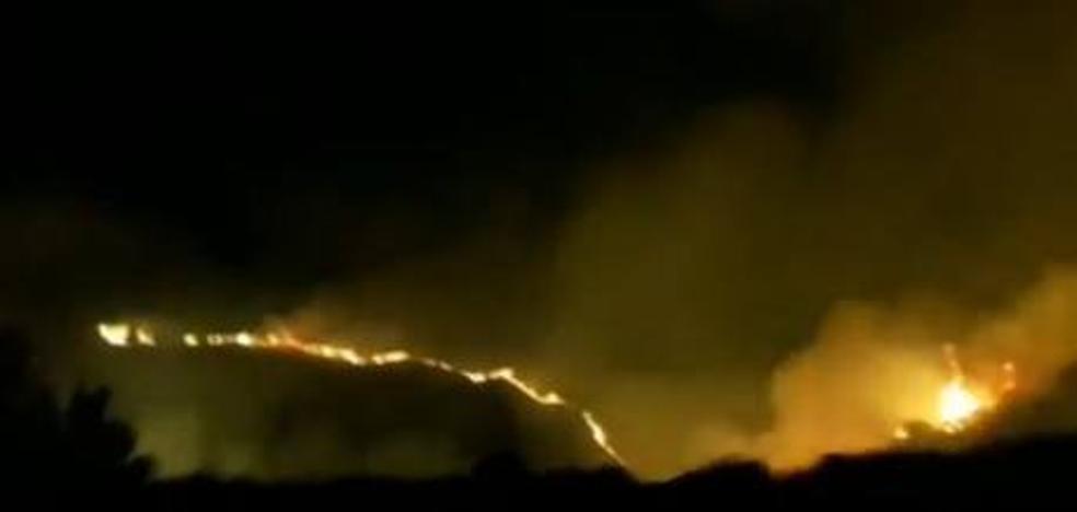 El detenido por provocar incendios en Plasencia pasa a disposición judicial