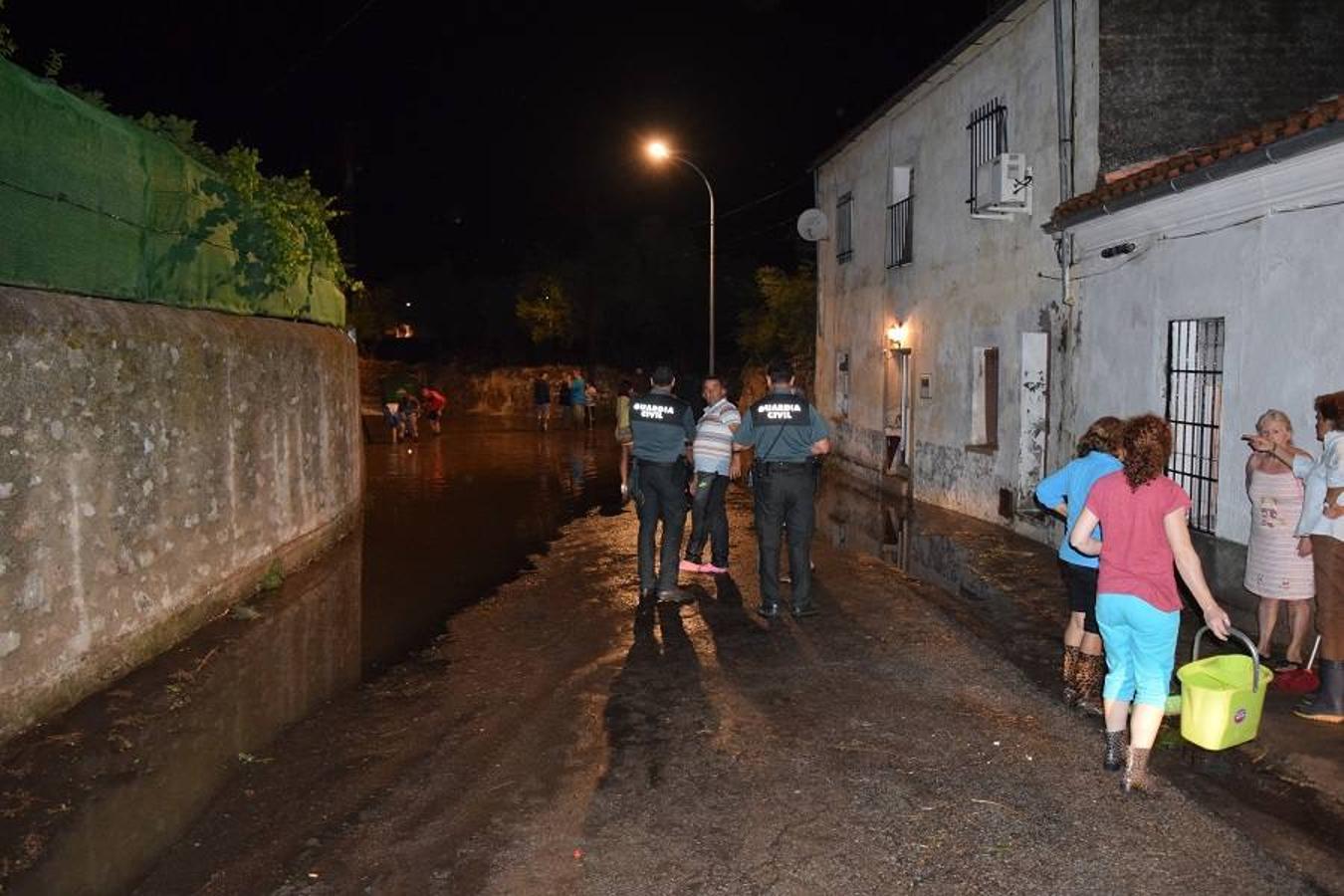 Inundaciones en Trujillo