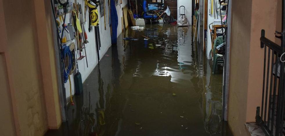 Una fuerte tormenta provoca múltiples desperfectos en Plasencia y Trujillo