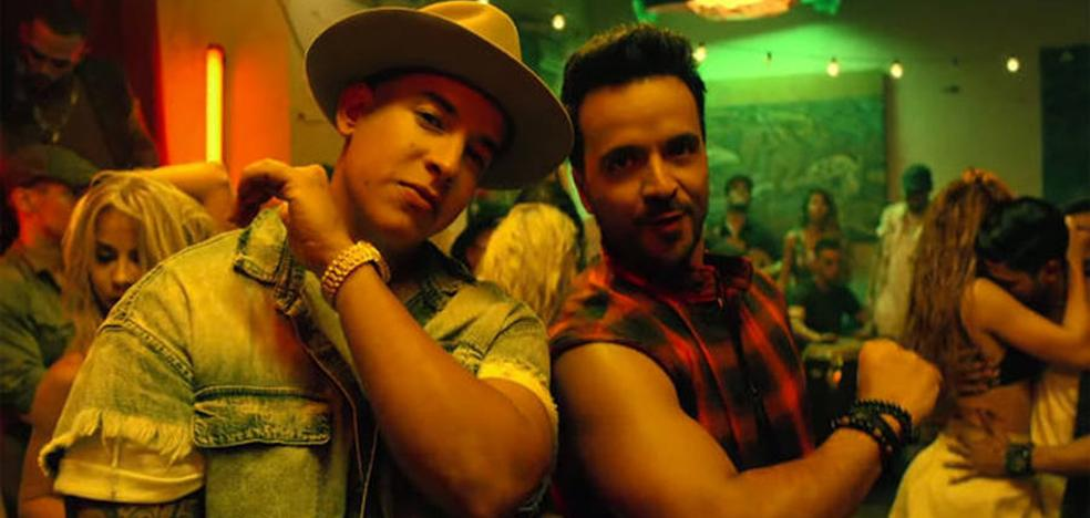 'Despacito' iguala el récord de Billboard con 16 semanas de n.º 1