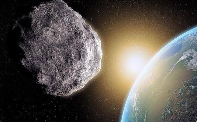 Un asteroide potencialmente peligroso se acercará a la Tierra este viernes