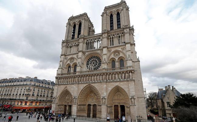 Francia no tiene dinero para restaurar Notre Dame
