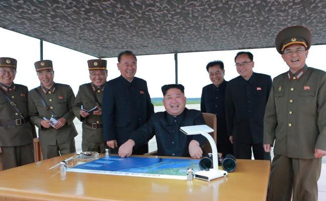China sostiene a Kim