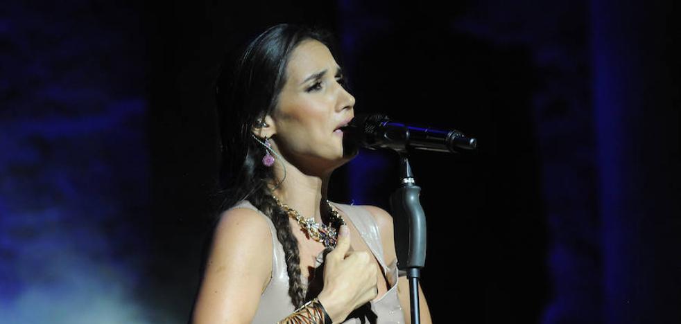 India Martínez emociona al Teatro Romano de Mérida