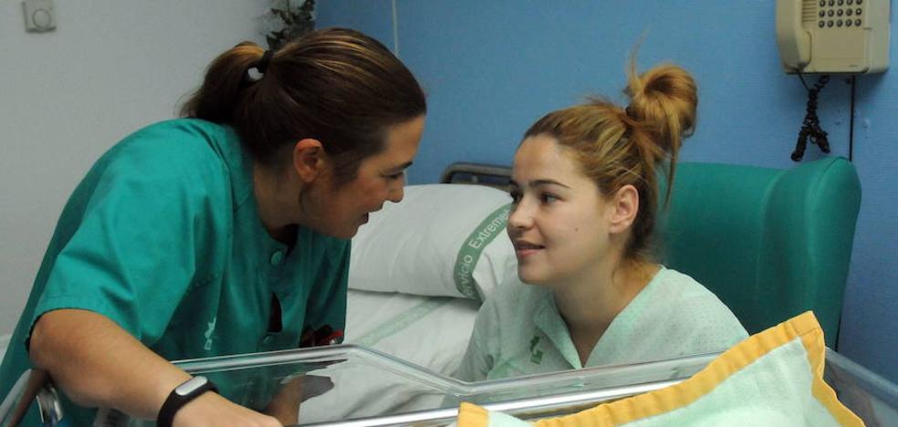 Más de la mitad de las ayudas a la natalidad en Extremadura son para pueblos pequeños