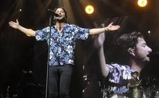 Manuel Carrasco: El de Mérida es «uno de mis mejores conciertos de la gira»