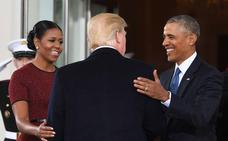La carta de Obama a Trump: elogio de la democracia