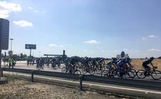 Conmoción en Valverde de Leganés tras la muerte de Luis, el ciclista