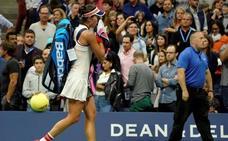 Muguruza: «Ha sido un buen torneo para mí, igual que todo el verano»