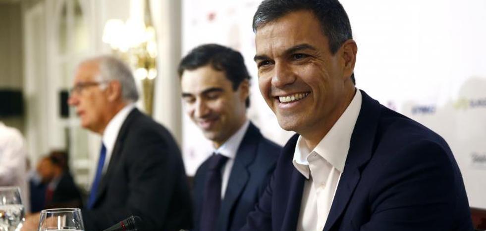 Sánchez abre la puerta a una España de más de tres naciones