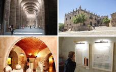 Los diez museos extremeños más visitados